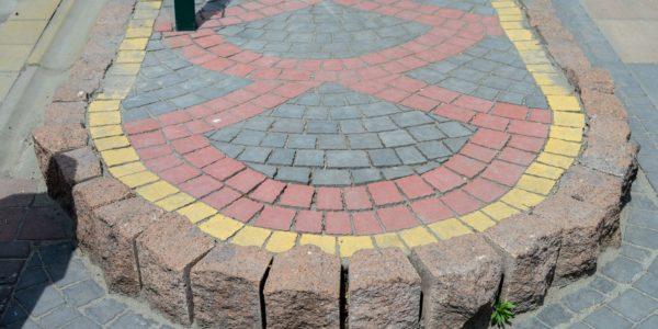Плитка для тротуара и брусчатка Золотой Мандарин