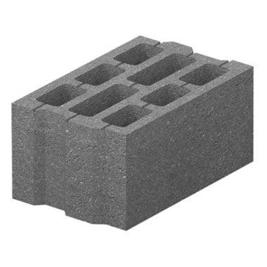 Стеновой бетонный блок (400х250х200) Золотой Мандарин