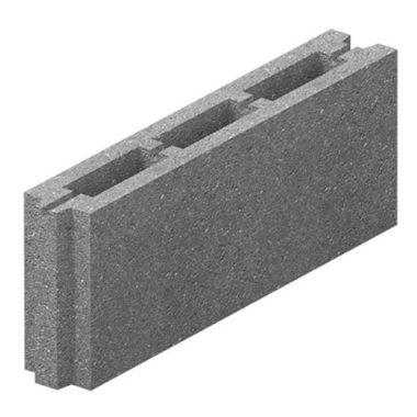 Простеночный бетонный блок (500х80х200) Золотой Мандарин