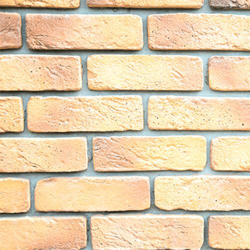 Облицовочный камень Клинкер Золотой Мандарин
