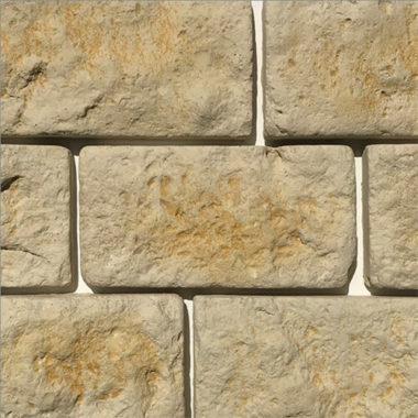 Облицовочный камень Меотис Золотой Мандарин