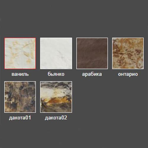 Облицовочный камень Палермо Золотой Мандарин