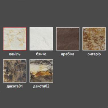 Облицювальний камінь Палермо кольори