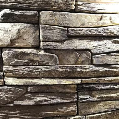 Облицовочный камень Шале Золотой Мандарин