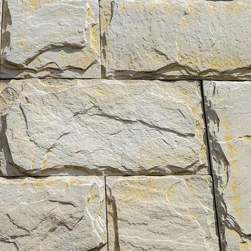 Облицовочный камень Сланец Золотой Мандарин