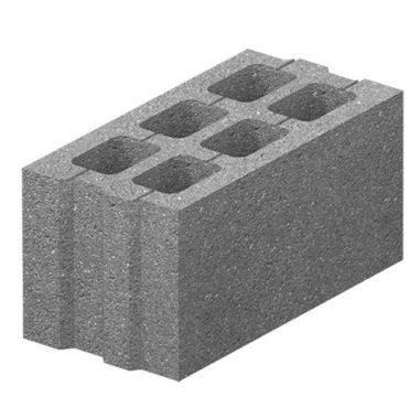 Стеновой бетонный блок (400х200х200) Золотой Мандарин