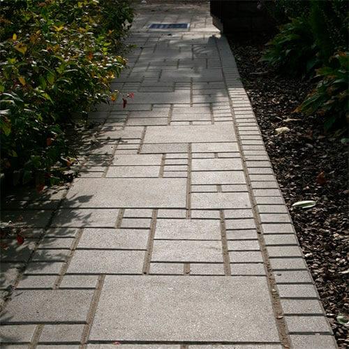 Плита 400х400x60мм тротуарная плитка Золотой Мандарин