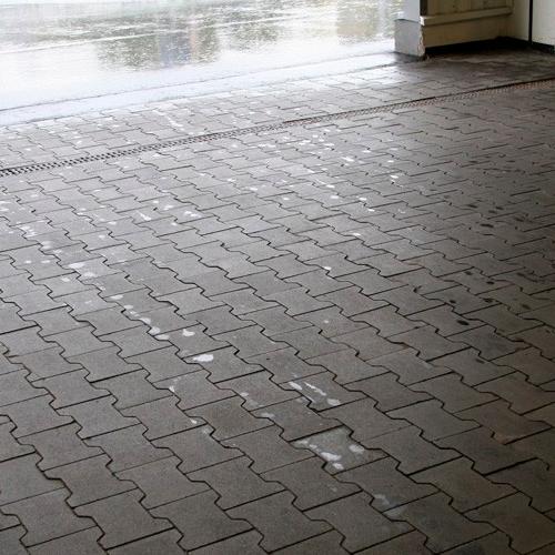 Двойное Т 80мм серая тротуарная плитка доп фото 3