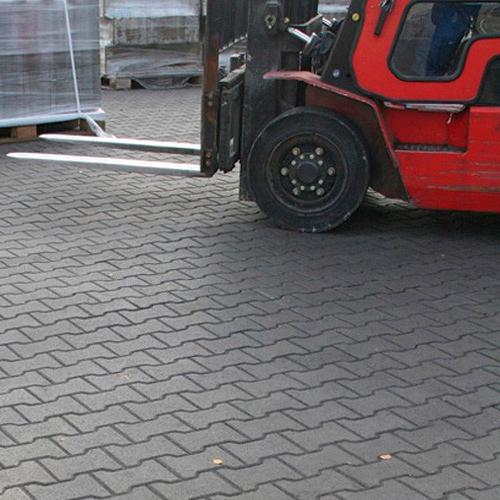 Двойное Т 80мм серая тротуарная плитка доп фото 2