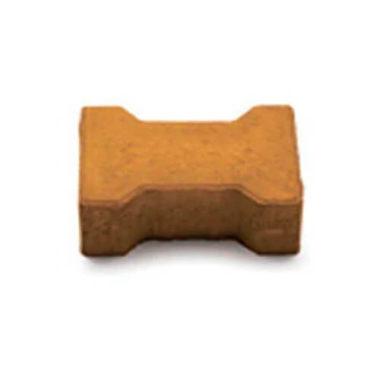 Двойное Т 80мм персиковая тротуарная плитка Золотой Мандарин