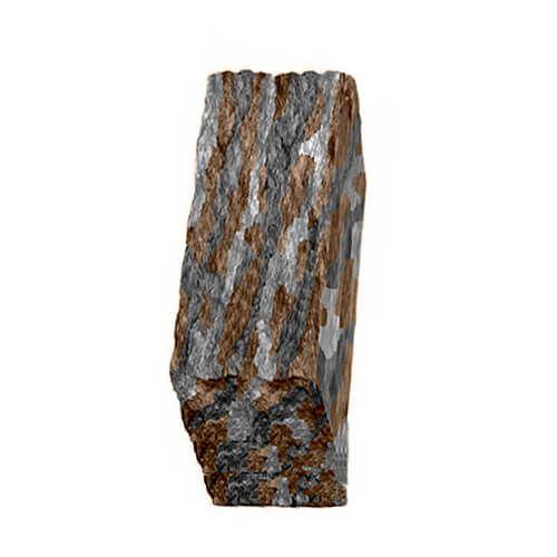 Столбик декоративный нуоро 500х175х150 Золотой Мандарин