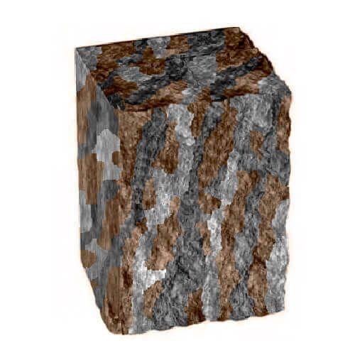 Столбик декоративный нуоро 200х175х150 Золотой Мандарин