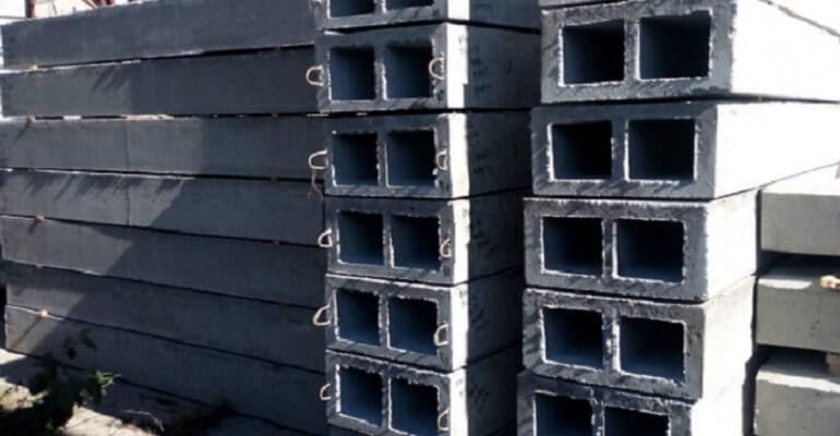 Вентблоки на складе